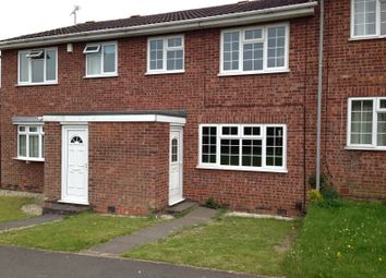 Thumbnail 3 bedroom town house to rent in Stephensons Close, Groby