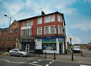 Thumbnail 4 bed end terrace house for sale in Commercial Road, Newport
