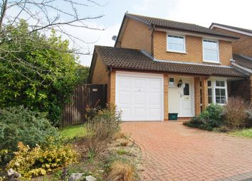 Thumbnail 3 bed detached house to rent in Treetops, Tonbridge
