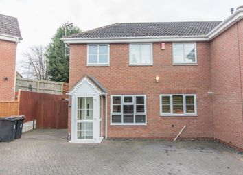 Thumbnail 3 bedroom semi-detached house to rent in Charlotte Close, Nuneaton