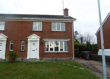Thumbnail 3 bed semi-detached house to rent in 21, Muskett Mews, Belfast