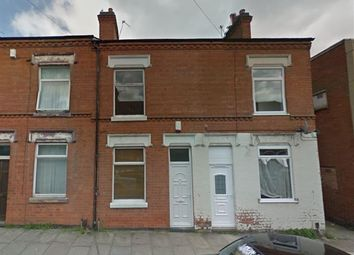 Thumbnail 2 bedroom terraced house for sale in Beatrice Road, Leicester