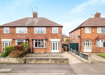 Thumbnail 3 bed semi-detached house for sale in Sydney Road, Wollaton, Nottingham, Nottinghamshire