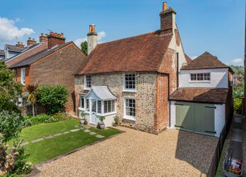 Thumbnail 5 bed detached house for sale in Castle Street, Portchester, Fareham