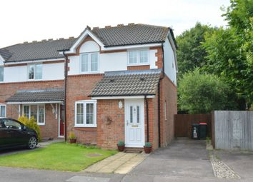 Thumbnail 3 bedroom end terrace house to rent in Goddard Close, Maidenbower