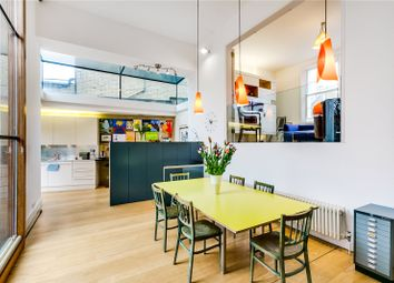 Thumbnail 4 bed semi-detached house for sale in Stockwell Park Crescent, London
