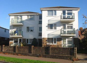 Thumbnail 1 bed flat to rent in St. Winefrides Road, Littlehampton, West Sussex