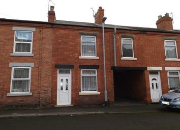 Thumbnail 2 bed property to rent in Florence Street, Hucknall, Nottingham
