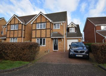 Thumbnail 4 bed detached house for sale in Lindisfarne Priory, Bedford, Bedfordshire