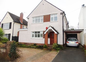 Thumbnail 4 bed detached house for sale in Cefn Mount, Dinas Powys