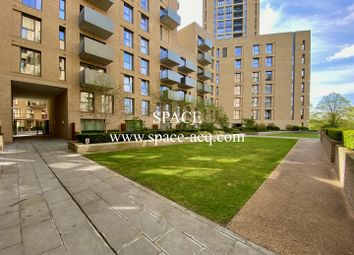 Thumbnail 3 bed flat for sale in Dunnock House, 21 Moorhen Drive, London