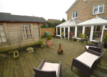 Thumbnail 3 bed detached house for sale in Crofters Lea, Yeadon, Leeds, West Yorkshire