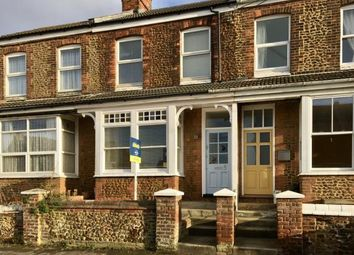 Thumbnail 3 bed terraced house for sale in Hunstanton, Norfolk