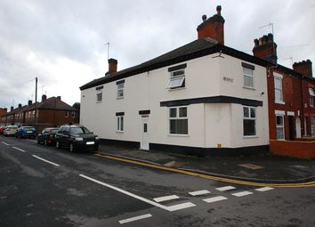Thumbnail 2 bed end terrace house for sale in Watson Street, Burton-On-Trent