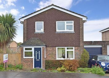 Thumbnail 3 bedroom detached house for sale in Meadow Way, Petworth, West Sussex
