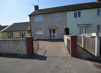 Thumbnail 3 bedroom terraced house for sale in Inglewood Road, Clifton, Nottingham