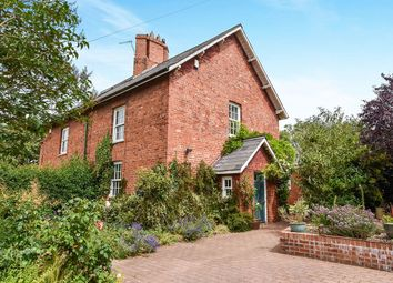Thumbnail 3 bed semi-detached house for sale in East Heslerton, Malton