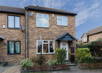 Thumbnail 3 bedroom end terrace house for sale in Connaught Gardens, Morden, Surrey