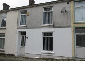 Thumbnail 3 bed terraced house for sale in North Street, Penydarren, Merthyr Tydfil