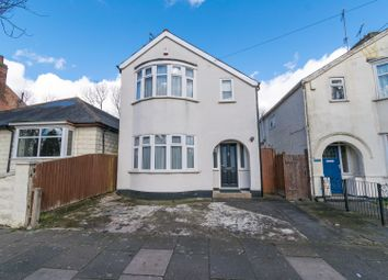 Thumbnail 3 bed detached house for sale in Winchester Avenue, Leicester