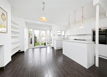 Thumbnail 4 bed terraced house for sale in Clonmel Road, Teddington