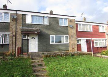 Thumbnail 3 bed terraced house for sale in Vardon Road, Stevenage