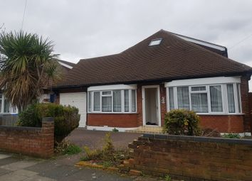 Thumbnail 5 bedroom detached bungalow to rent in Woodcock Dell Avenue, Harrow