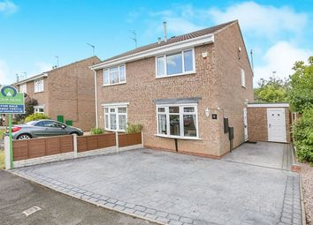 Thumbnail 3 bed semi-detached house for sale in Livingstone Avenue, Perton, Wolverhampton