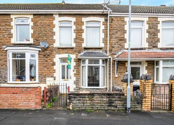 Thumbnail 2 bed terraced house for sale in Coombes Road, Skewen, Neath