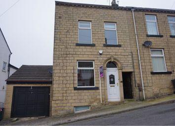 3 bed end terrace house for sale in Brunswick Street, Bingley BD16