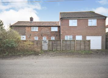 Thumbnail 5 bed detached house for sale in School Road, East Ruston, Norwich
