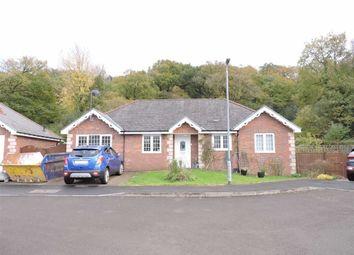 Thumbnail 3 bed detached bungalow for sale in Parc Bryn Rhos, Glanamman, Ammanford