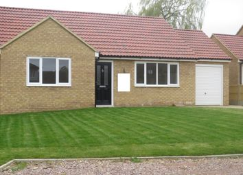 Thumbnail 2 bed detached bungalow for sale in Scossels, Glemsford, Sudbury