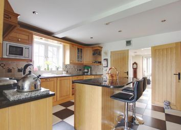 Thumbnail 5 bed farmhouse for sale in York Road, Green Hammerton, York