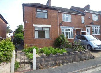 Thumbnail 2 bedroom town house for sale in Graham Street, Bucknall, Stoke-On-Trent