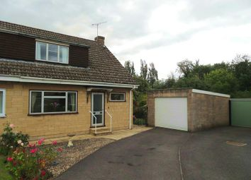 Thumbnail 3 bed semi-detached house to rent in Willow Grove, South Cerney, Cirencester