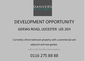 Thumbnail 4 bed semi-detached house for sale in Gervas Road, Thurnby, Leicester