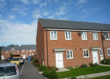 Thumbnail 2 bed semi-detached house to rent in Widdowson Road, Long Eaton, Nottingham