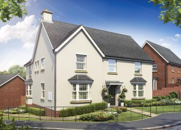 "Thumbnail 5 bedroom detached house for sale in ""Henley"" at Barnhorn Road, Bexhill-On-Sea"