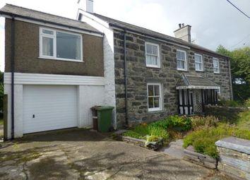 Thumbnail 4 bed semi-detached house for sale in Bryn Poeth, Tregarth, Bangor, Gwynedd