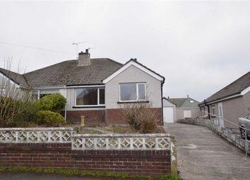 Thumbnail 2 bed semi-detached bungalow for sale in Hawcoat Lane, Barrow In Furness, Cumbria