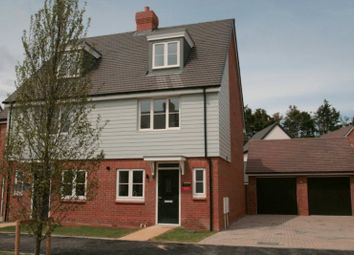 Thumbnail 3 bed semi-detached house to rent in Hornbeam Avenue, Angmering, Littlehampton