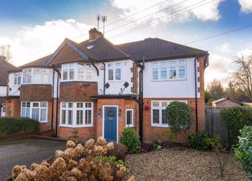 6 bed semi-detached house for sale in Totteridge Lane, Totteridge, London N20