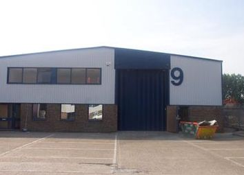 Thumbnail Light industrial to let in Unit 9, Merchant Drive, Mead Lane, Hertford, Hertfordshire