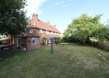 Thumbnail 3 bed semi-detached house for sale in Averham Park Farm Cottages, Averham, Newark