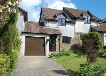 Thumbnail 2 bed semi-detached house for sale in Springfield Way, Roche, Cornwall