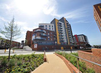 Thumbnail Flat for sale in Keppel Rise, Centenary Plaza, Southampton, Hampshire
