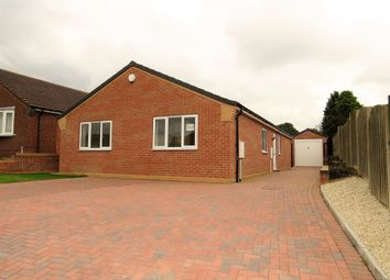 Thumbnail 3 bed detached bungalow for sale in Mansfield Road, Temple Normanton, Chesterfield