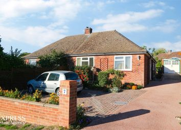 Thumbnail 2 bed semi-detached bungalow for sale in West Ridge, Bourne End, Buckinghamshire