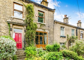 Thumbnail 4 bed terraced house for sale in Sunny Bank, Shipley